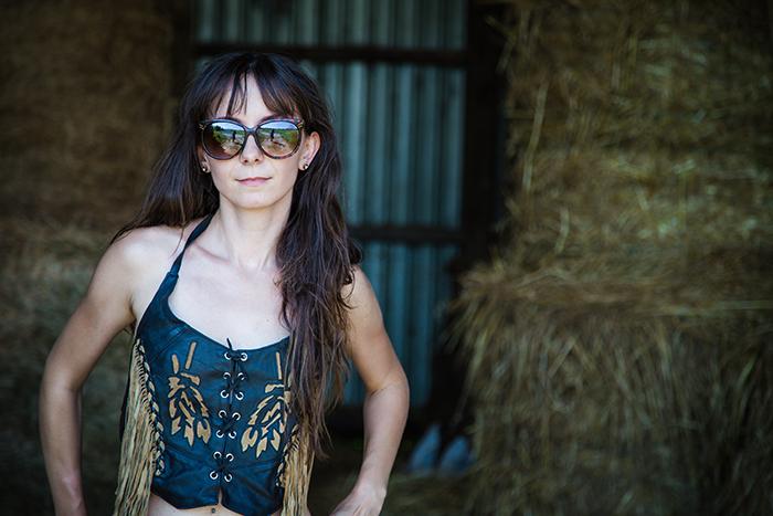 leather-fringe-vest-biker-chick